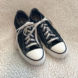 Converse chuck taylor all star black & white 7